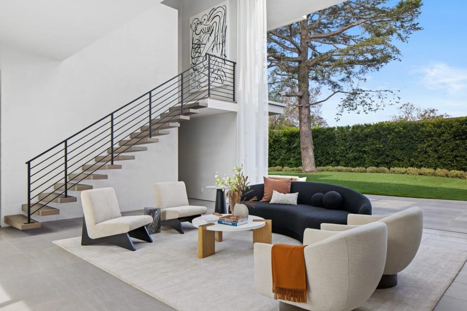 Inside Santa Monica's Newest Ultra-Luxury Listing: A $23.95 Million Wellness Estate