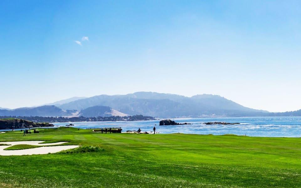 Beautiful Properties Located Near Golf Courses