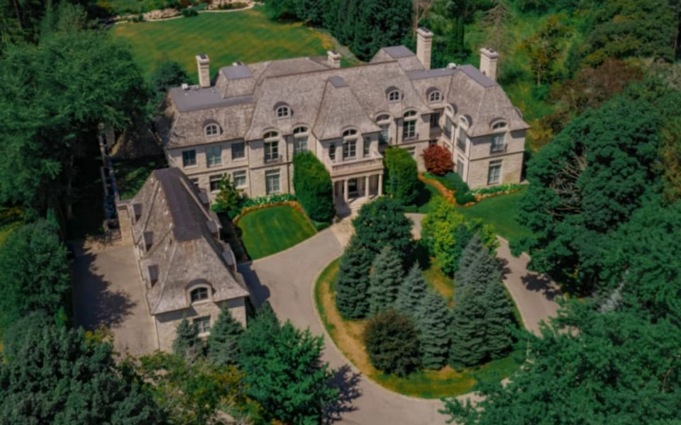 Sold: Extravagant Bridle Path Home Listed for $28.8 Million
