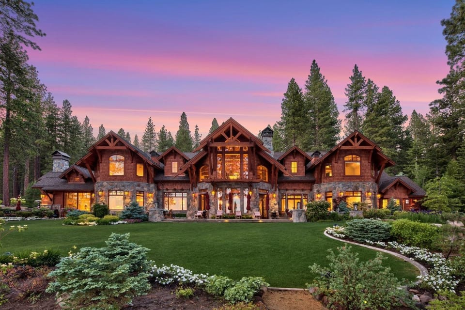 $60 Million Compound Could Set Lake Tahoe Record
