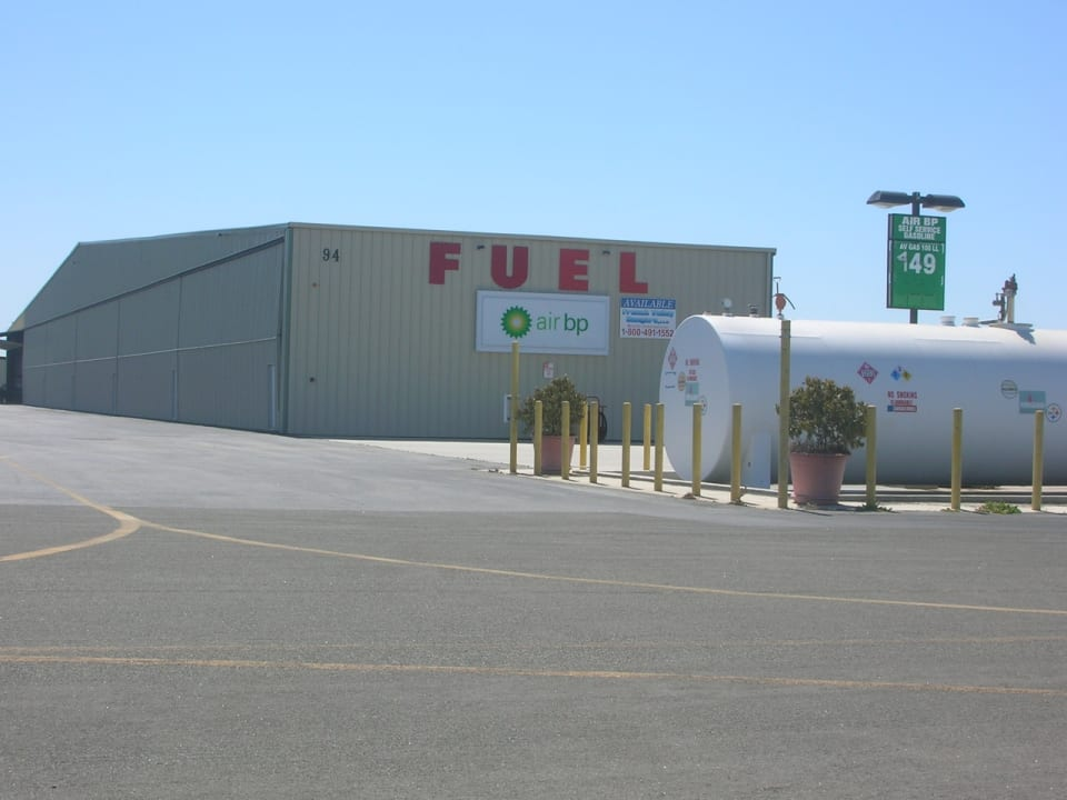 Custom Airplane Hangers And Fuel Facility