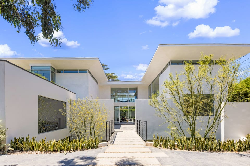 Newly Constructed Wellness Estate Hits Market At $23.950 Million