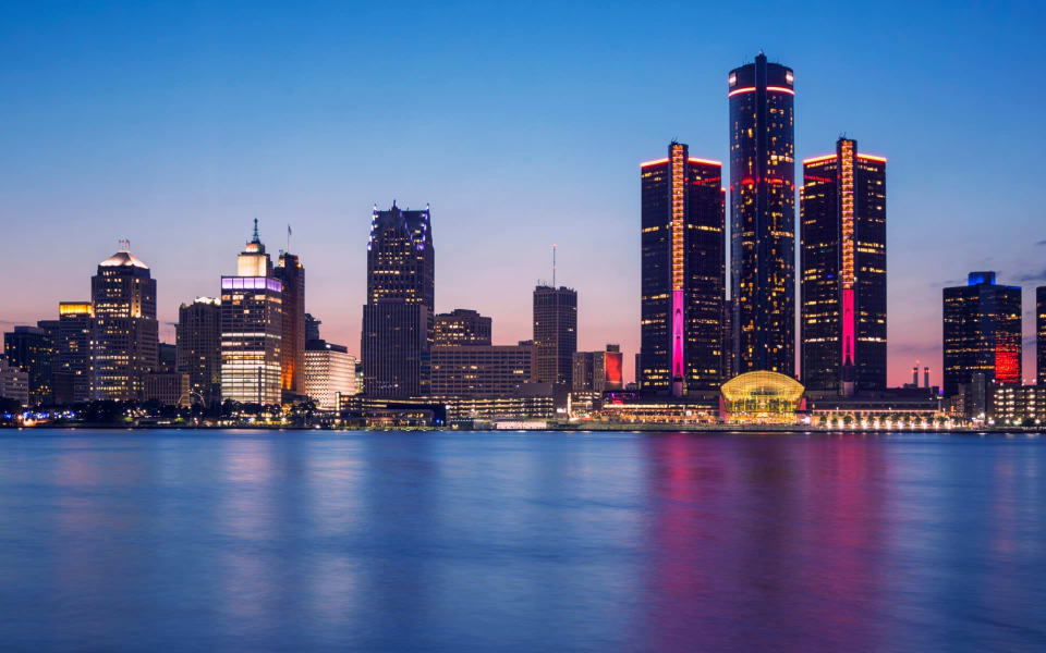 Why I love Detroit