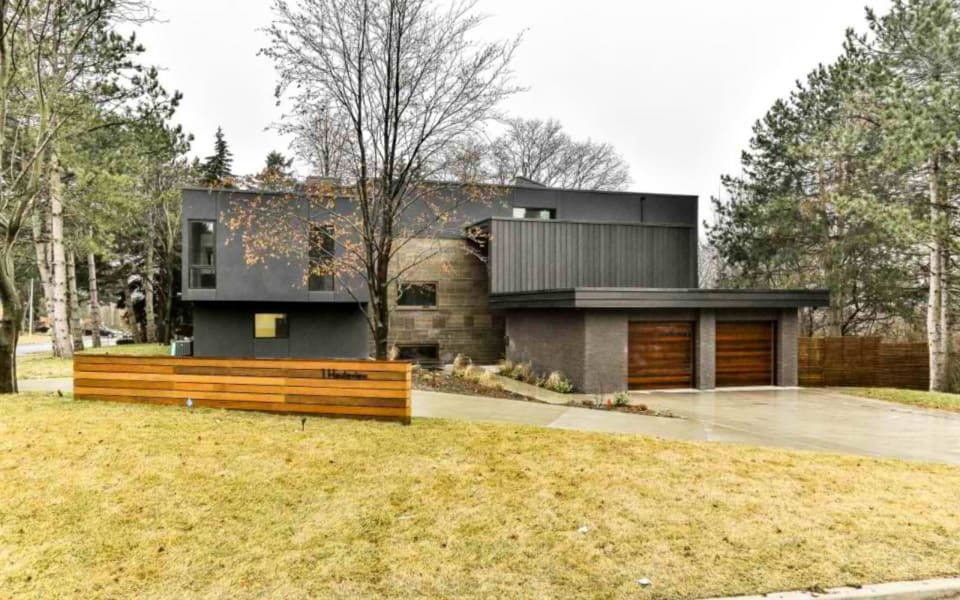This One-of-a-kind Architectural Gem is for Sale in Toronto for $5.5 Million