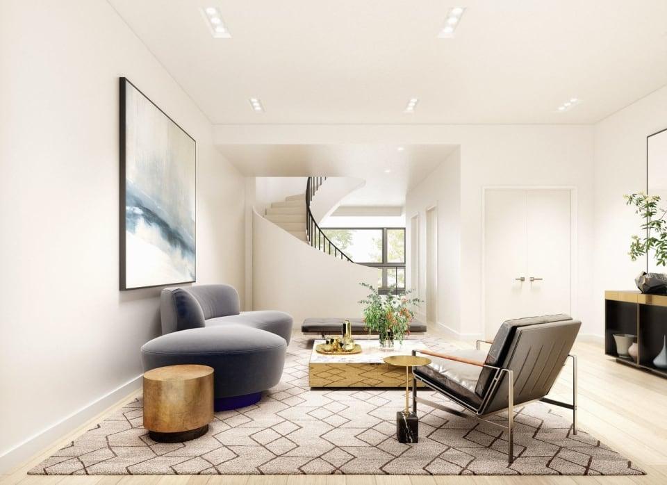 Developer Hoists Two Notable Manhattan Townhouses on the Market for $16 Million Each