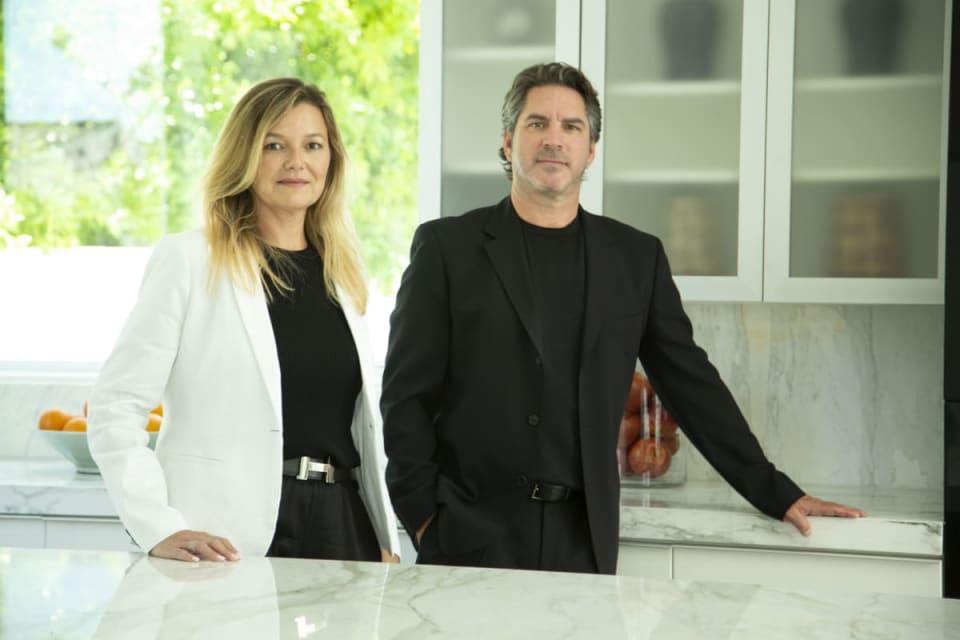 Jamie & Kim Talbot