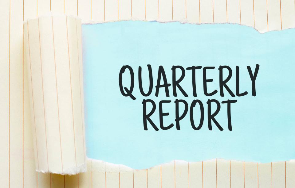 Indian Ridge Country Club 2021 1st Quarter Report