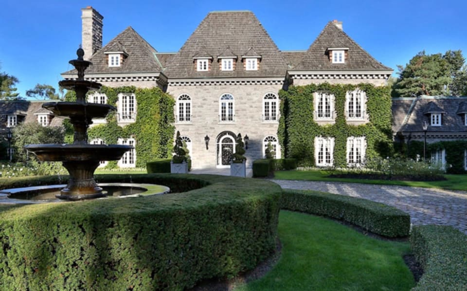Canada's Most Expensive House on Sale for $35m and Not Even $5m Extra Tax Expected to Deter Foreign Buyers