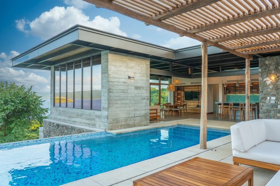 Masterwork Architectural Villas for Rent Post-lockdown
