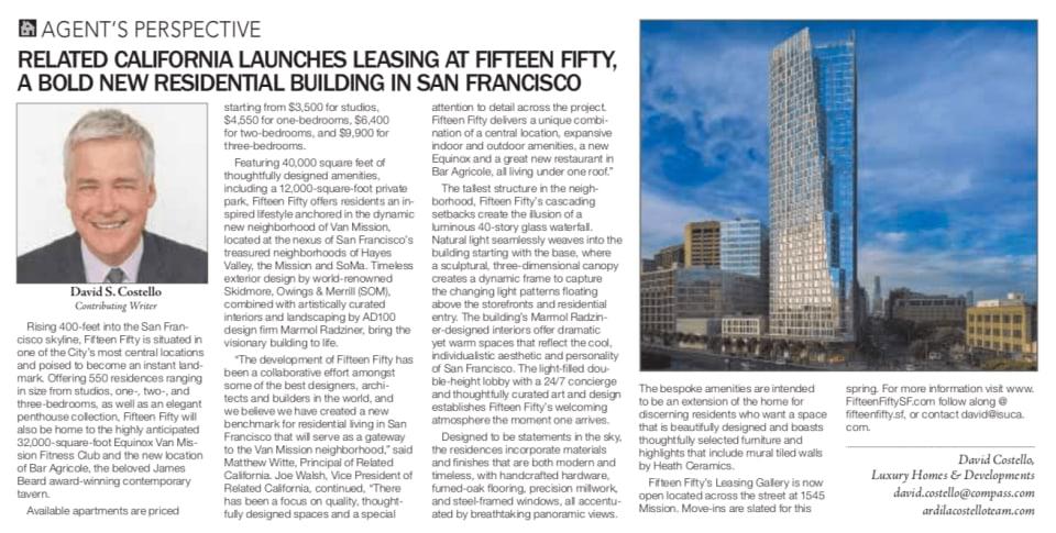 San Francisco Examiner November 22, 2020