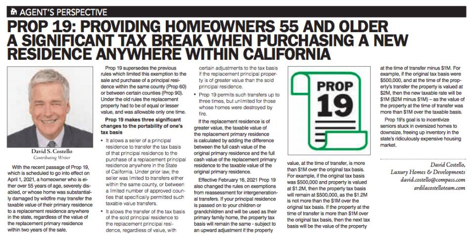 San Francisco Examiner February 21, 2021
