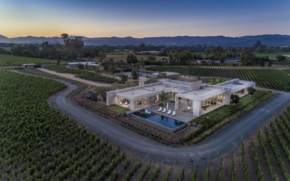Better With Age? Napa Valley Vineyard Estate Relists One Year Later At $42 Million, A 10% Bump