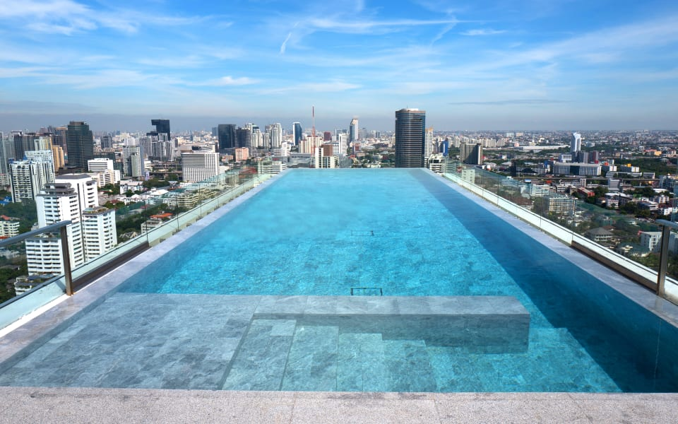 Inside a $30M Park Avenue Penthouse With A Rooftop Pool