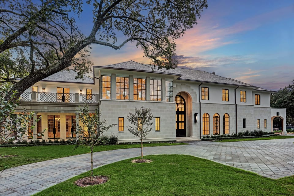 $16.5 Million River Oaks Mansion Emerges as a True Show Stopper — The Most Coveted Real Estate Listing in Houston?