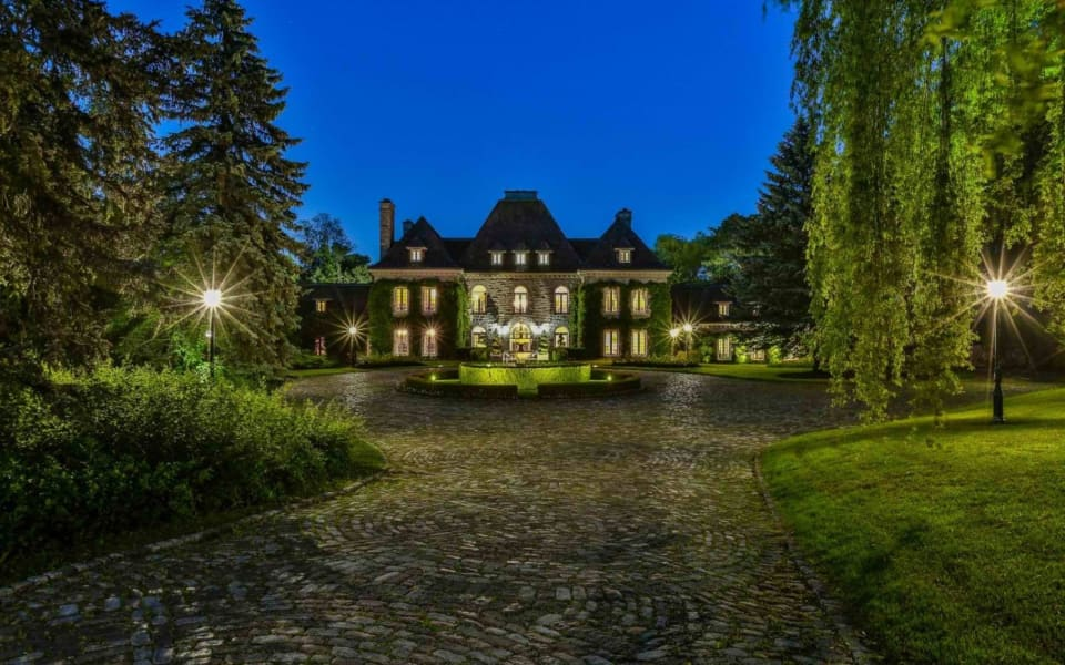 Inside One of Canada's Most Expensive Homes — a Mere $39,500,000 and 26,000 Square Feet