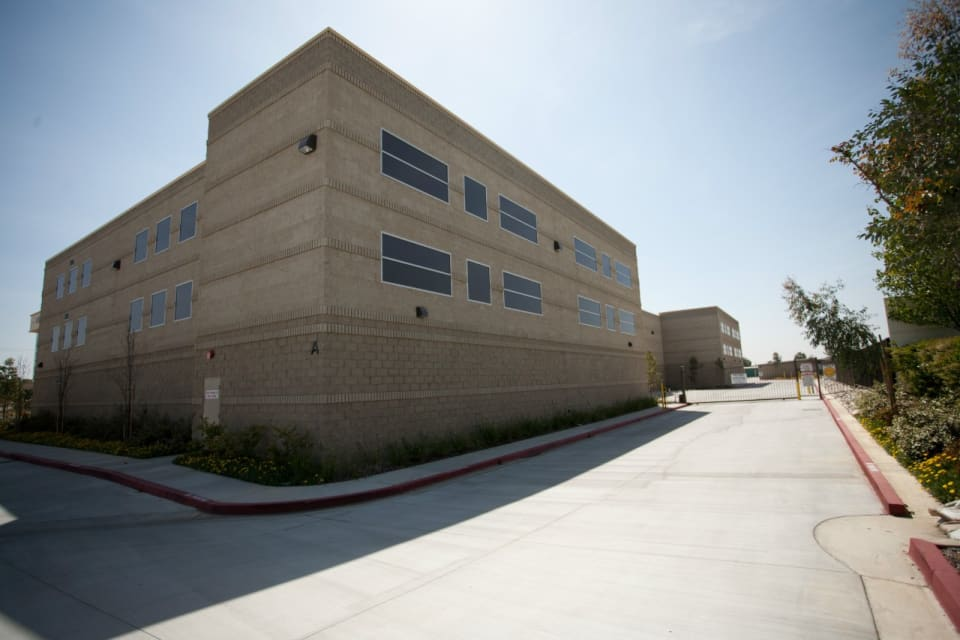 152,000 Sq. Ft. Climate Controlled Building In Montclair CA.