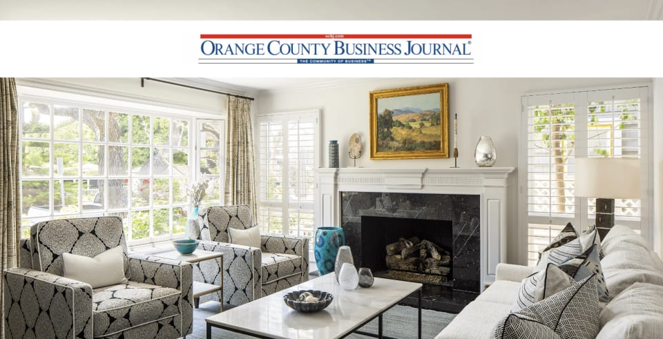 Valia Properties Listing Presented in the Orange County Business Journal
