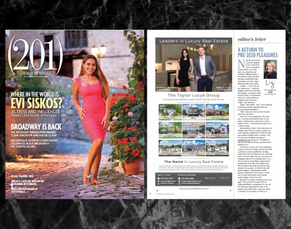 201 Magazine - October 2021