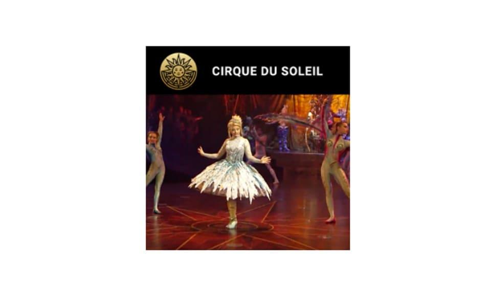 Awe-inspiring Cirque du Soleil
