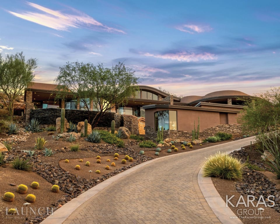Hillside Paradise Valley home with sauna and movie theater just sold for $2.8 million
