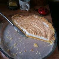 La tarte au citron d'Elise