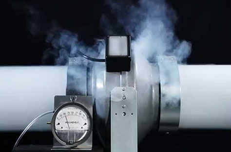Smoke Test for Leaks, Sewer Gases, and Rodents