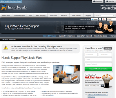 See our Support Page for Service Updates