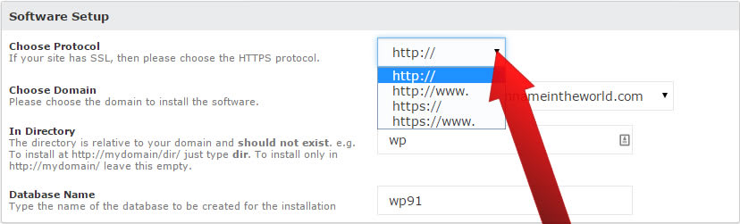 How to Install WordPress in cPanel - WHM with Softaculous