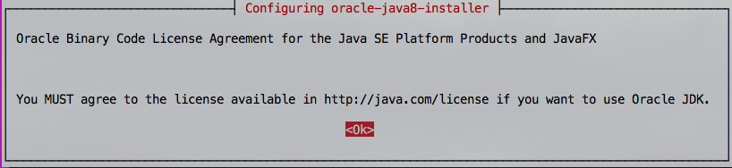 Oracle Java License Agreement
