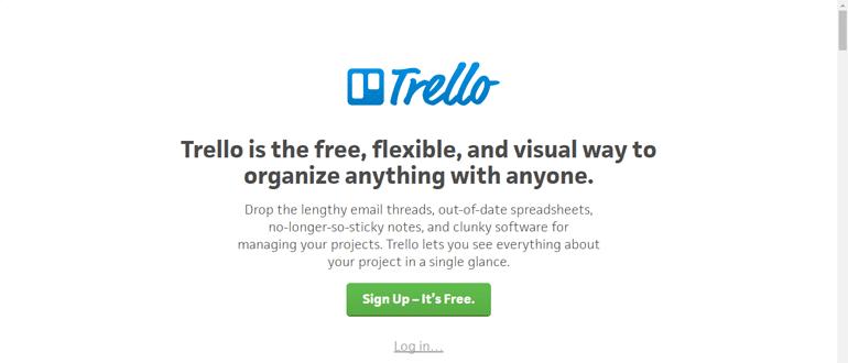 Trello - Project Management Software