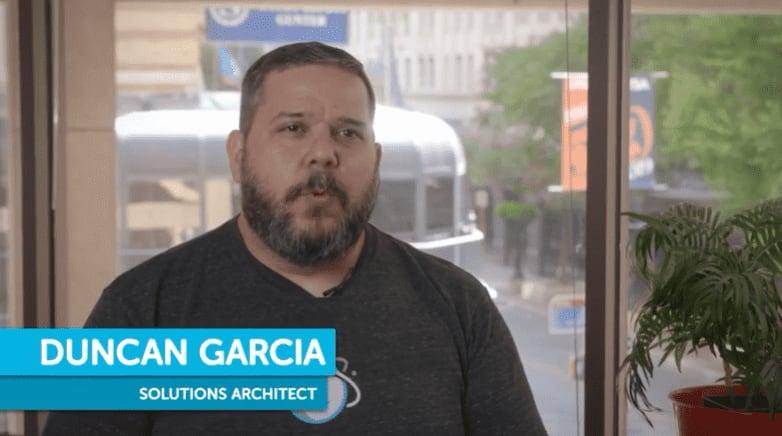Duncan Garcia on firewalls for cyber security