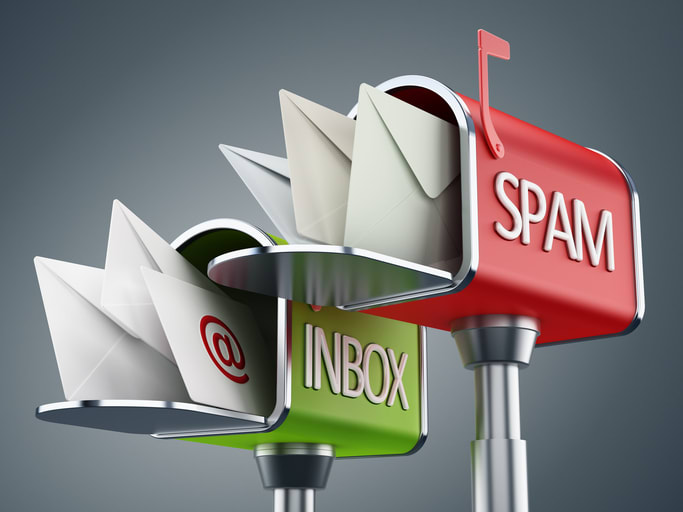 Liquid Web - What is the difference between Spam and Unwanted email?
