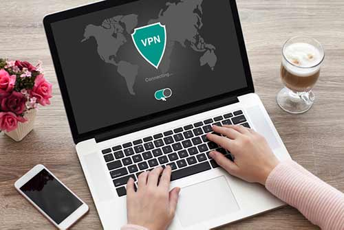 VPNs allow you to always have an encrypted connection to your infrastructure.