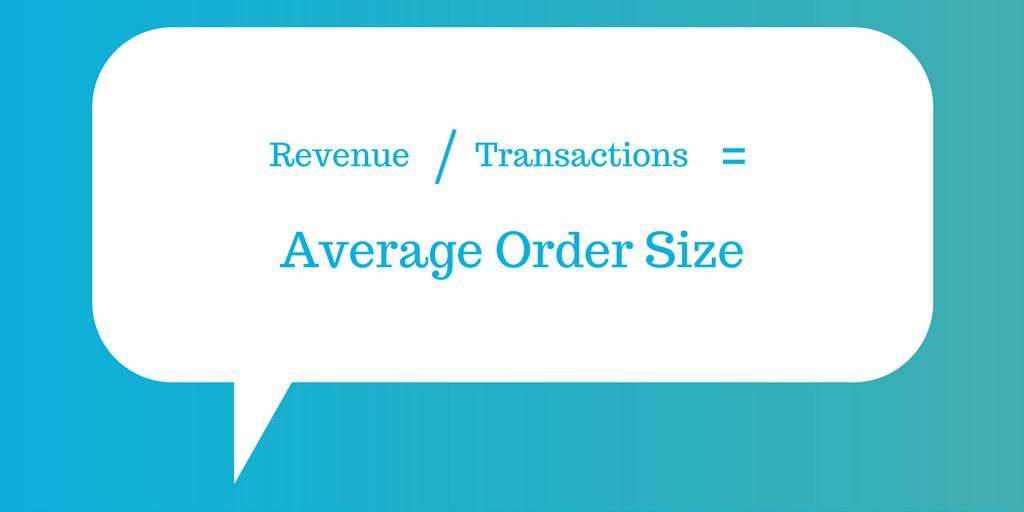 Liquid Web - Average Order Size
