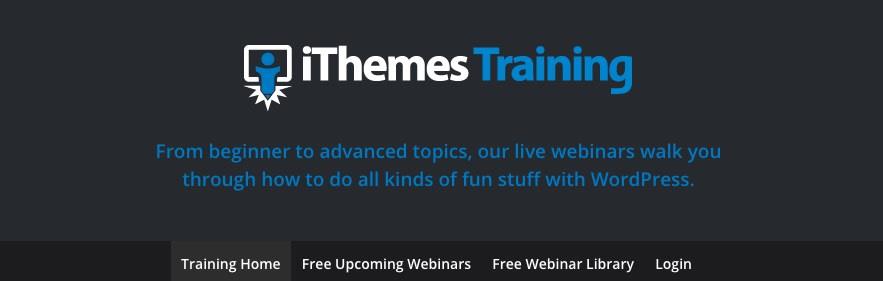 Liquid Web - iThemes Training
