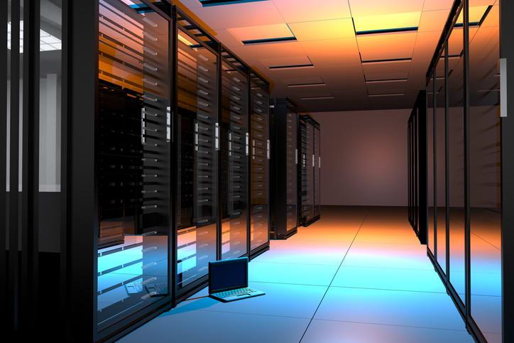 Liquid Web - Servers Room
