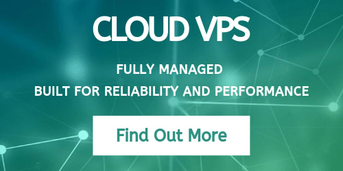Cloud VPS - Product Page