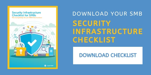 eBook - SMB Security Checklist