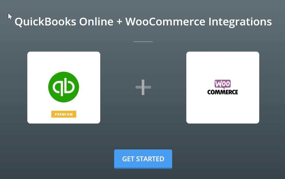 quickbooks online and woocommerce integrations