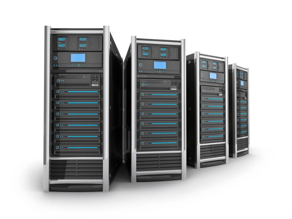infrastructure costs for servers