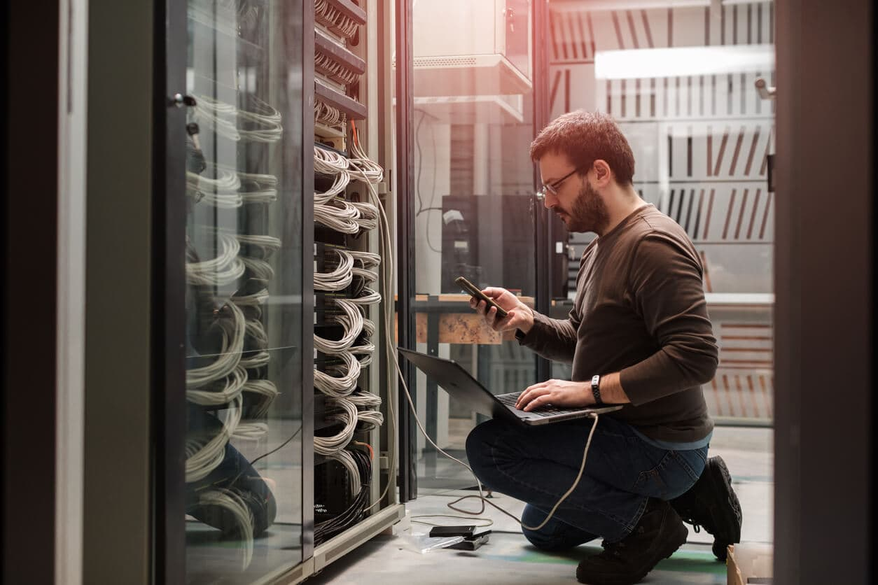 Managing servers on your own can be difficult. Use managed hosting to free up time to focus on your business.