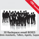 Company with 30 Rackspace Boxes
