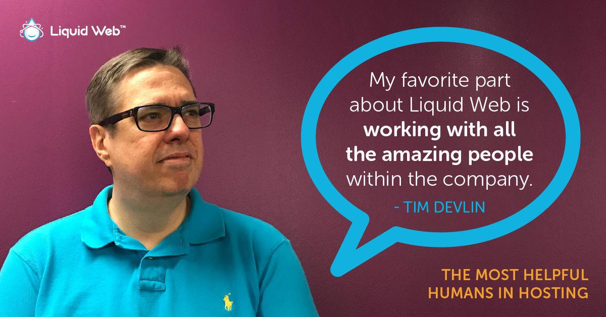 Helpful Humans Tim Devlin