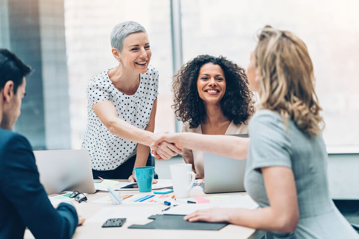 building trust after client conflicts