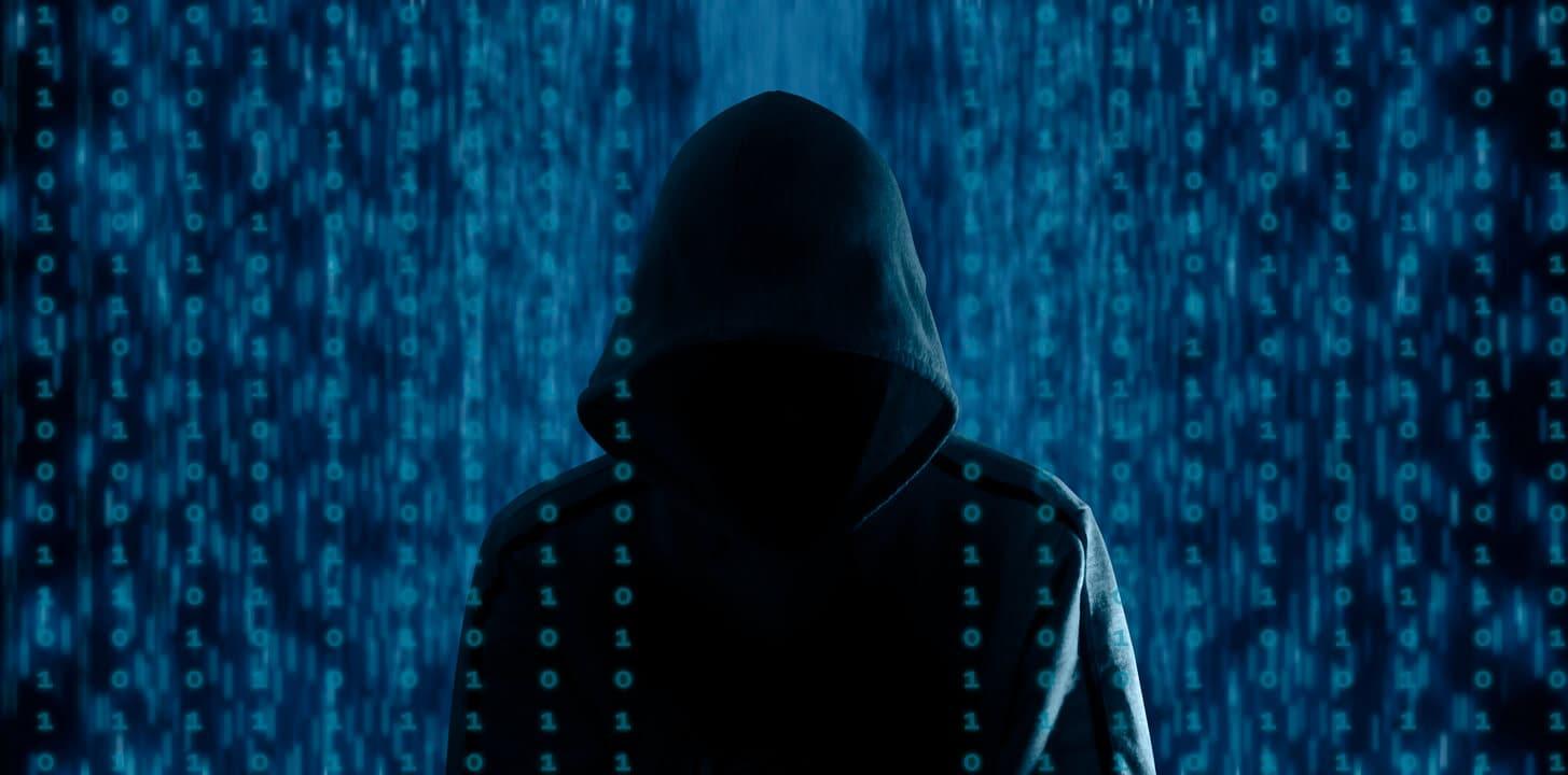 hacker injecting code