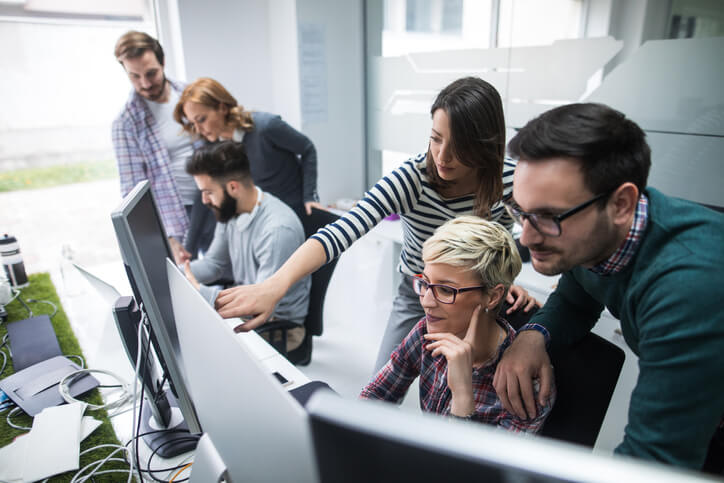 plan for backup and disaster recovery by forming a team