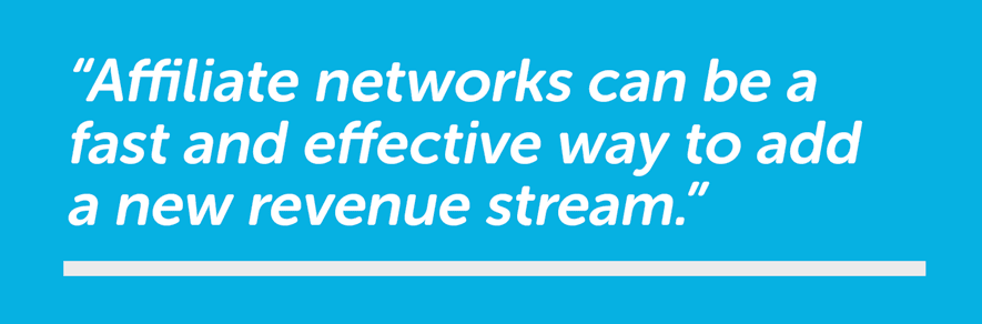 affiliate networks are effective