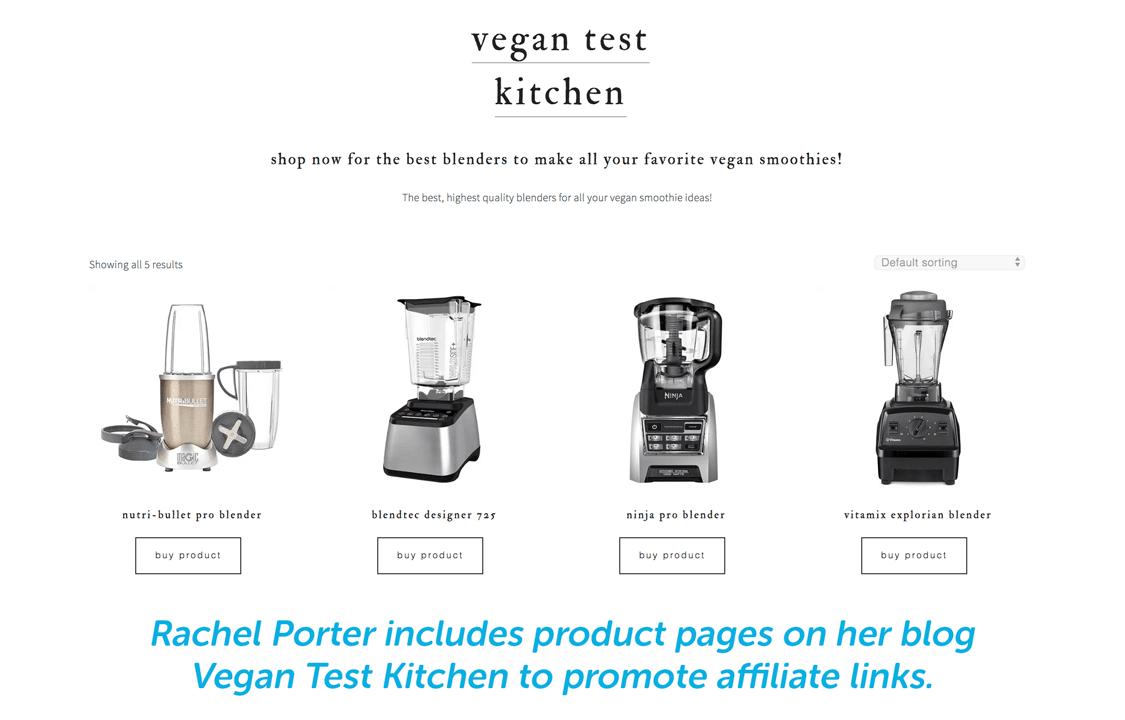 vegan test kitchen products