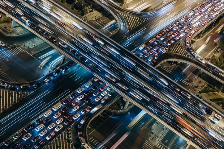 volumetric ddos attacks are like traffic jams on highways