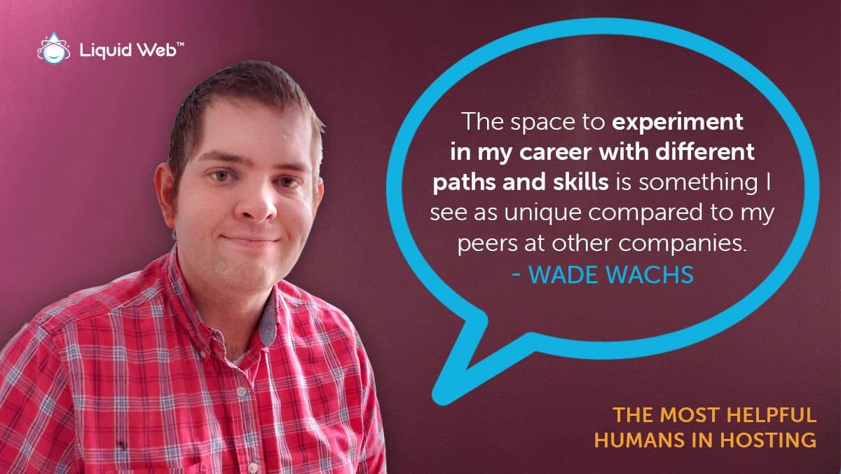 Wade Wachs